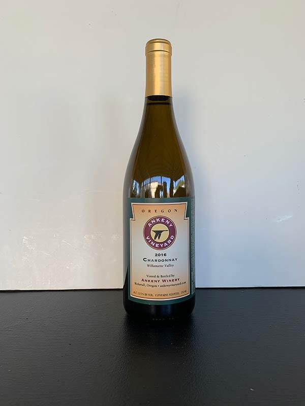 2016 Chardonnay from Ankeny Vineyard
