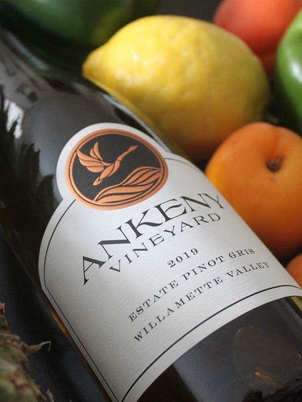 2019 Estate Pinot Gris from Ankeny Vineyard