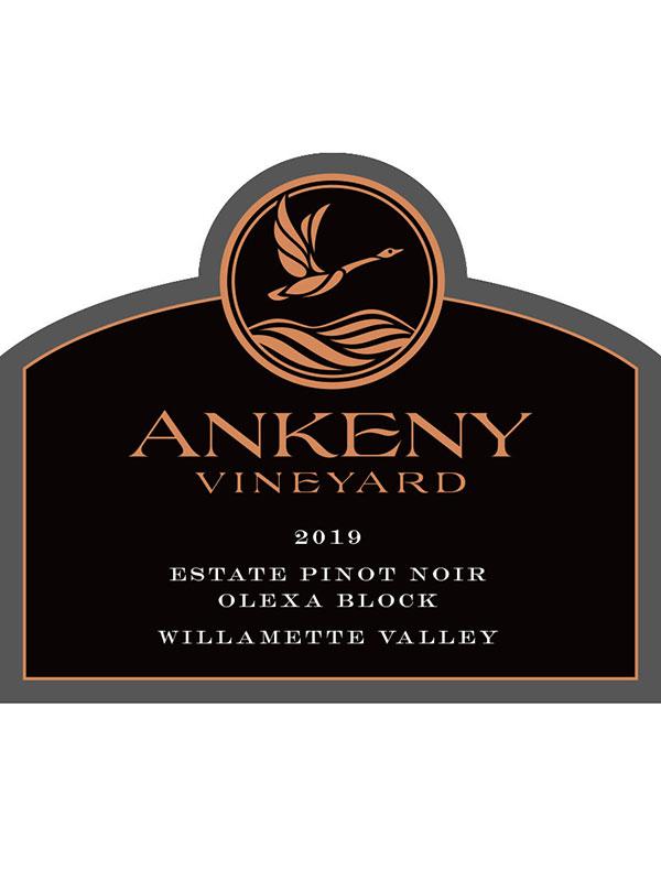 2019 Pinot Noir Olexa Block from Ankeny Vineyard