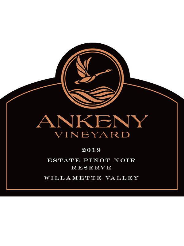 2019 Pinot Noir Reserve from Ankeny Vineyard