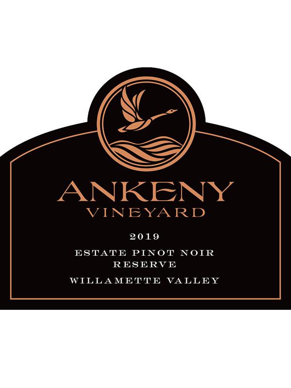 2019 Pinot Noir Reserve from Ankeny Vineyard