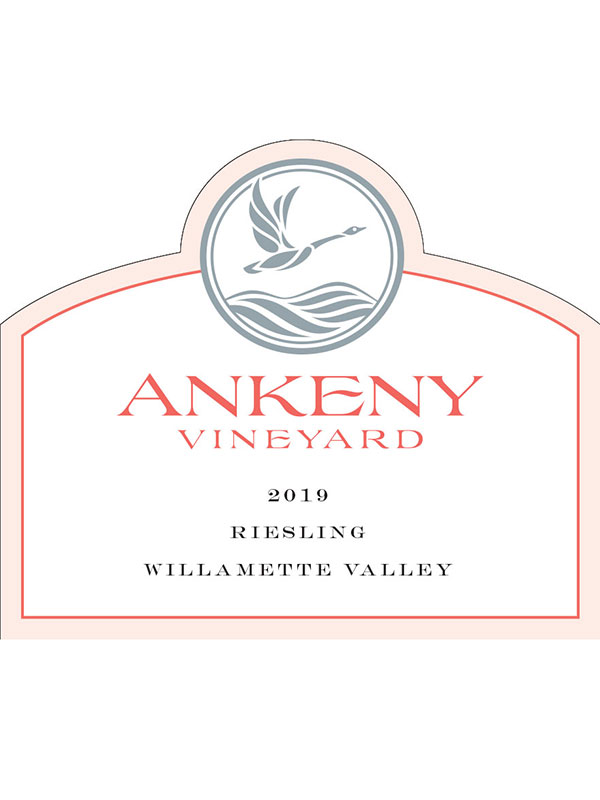2019 Riesling from Ankeny Vineyard
