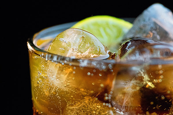 Soft Drinks & Sun Tea served at Ankeny Vineyard